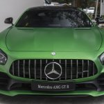PHOTOS: A Mercedes-AMG GT C coupe is coming next year
