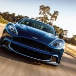 PHOTOS: Aston Martin Vanquish S gets harder, better, faster