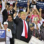 1st 'thank you tour' rally to celebrate Trump's presidential victory to be held Thursday at 7pm in Cincinnati