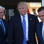 Pence: Romney Under 'Serious Consideration' To Become Trump's Secretary Of State