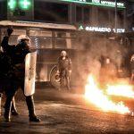 PICTURES: 'Obama Go Home': President Sparks Riots on European Farewell Tour