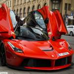 Ferrari auctioning one-off LaFerrari for Italian earthquake relief