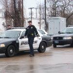 Two Iowa police officers killed in 'ambush-style attacks'