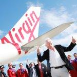 Virgin Mogul Unveils Prototype for World's Fastest Passenger Plane