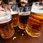 A beer a day helps prevent stroke and heart disease, new study suggests