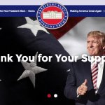 'Great again': Donald Trump's .gov website is now live
