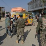 Four Americans killed and 16 wounded in Afghanistan suicide blast