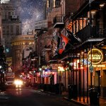 No Cars on Bourbon Street During NYE After Berlin Attack