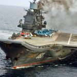 Second Russian Jet Crashes in Failed Carrier Landing Near Syria