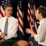 Facebook CEO Mark Zuckerberg has considered plans to go into government