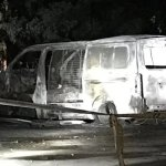 Van Explodes After Crashing Into Australian Conservative Christian Organization