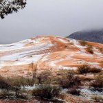 Snowfall In The Sahara Silences Global Warming Narrative