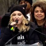 Madonna: My Comment About 'Blowing Up White House' Was 'Taken Out Of Context'