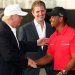 Tiger Woods Says Donald Trump Crushed It When The Two Golfed Together