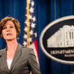 Democrats praise 'patriot' Sally Yates for defying Donald Trump