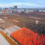 North Korea holds mass rally after Kim Jong-un's New Year's 'nuke' message