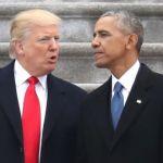 WATCH: Crowd Chants 'TRUMP! TRUMP! TRUMP!' As Obama Walks Out At Inauguration