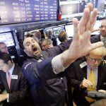 Dow comes within whisker of hitting 20,000