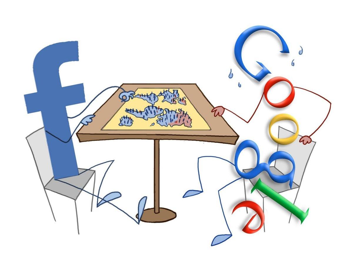 Ketika Google dan Facebook Jualan 'Negara Islam'