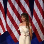 PHOTOS: Melania Trump's Dress Stole The Show At The Inaugural Balls