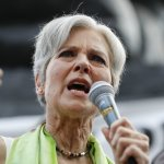 Jill Stein Speaks to Crowd of Almost Zero at 'Count My Vote' Rally