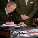 Flashback 2006: Senators Clinton & Obama Vote For Secure Fence Act, Bush Signs Bill