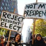 Profs pledge to 'use regular class time' to protest Trump