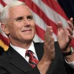 Mike Pence seen roaming aisles of grocery store in search of ice cream