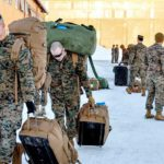 300 Marines Arrives In Norway Right Near Russia's Border