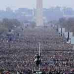13,000 people booked Airbnbs in Washington D.C. for Trump's inauguration