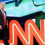Donald Trump 'Winning' War with CNN