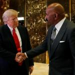 Steve Harvey to Work With Trump Administration on Inner City Policy