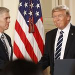 Here Are The 007 Moves Gorsuch Pulled To Get To Washington Undetected