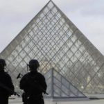 French Soldier Opens Fire To Stop Terrorist At Louvre Museum In Paris