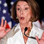 MEDICATION ALERT VIDEO: Pelosi Snaps, Confuses President Trump with President Bush (Not sure which Bush)