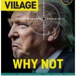 Why Not?: Irish Magazine Debates Whether Trump Should Be Assassinated