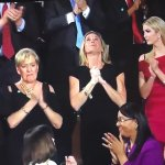 VIDEO: Touching Moment When Trump Acknowledges widow of U.S. Navy SEAL Ryan Owens At Joint Address