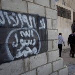 India: Graffiti Announces Arrival of Islamic State in Kashmir