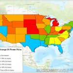 MAP: How Much Has Your State's Energy Costs Gone Up In Eight Years Of Obama?