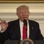 VIDEO: Trump Ends National Governors Association Presser By Jabbing The Media