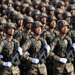 10,000 Chinese Troops March West For 'All-Out Offensive' Against Terrorism