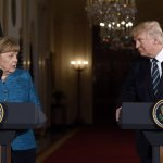 Trump To Merkel: 'At Least We Have Something In Common' As Far As Wiretapping
