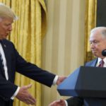 Trump: Attacks On Sessions Are 'A Total Witch Hunt'