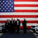 Trump Says Big Announcement Coming Next Week For Auto Industry