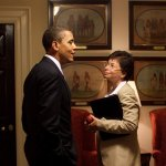 Valerie Jarrett Moves Into Obama's New House (VIDEO)