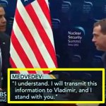 VIDEO: Obama Busted on Hot Mic Secretly Colluding with Russian President & Putin; Democrats Pelosi, Schumer Silent