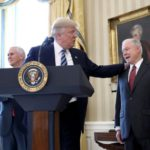 Trump: I Have 'Total' Confidence In Attorney General Jeff Sessions
