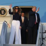 New Poll Shows That Melania Trump's Popularity Is On The Rise