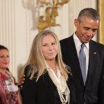 Barbra Streisand: 'Donald Trump Is Making Me Gain Weight'