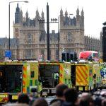 'Lone Wolf' Khalid Masood Was Shot Down 100 Yards Away From Theresa May
